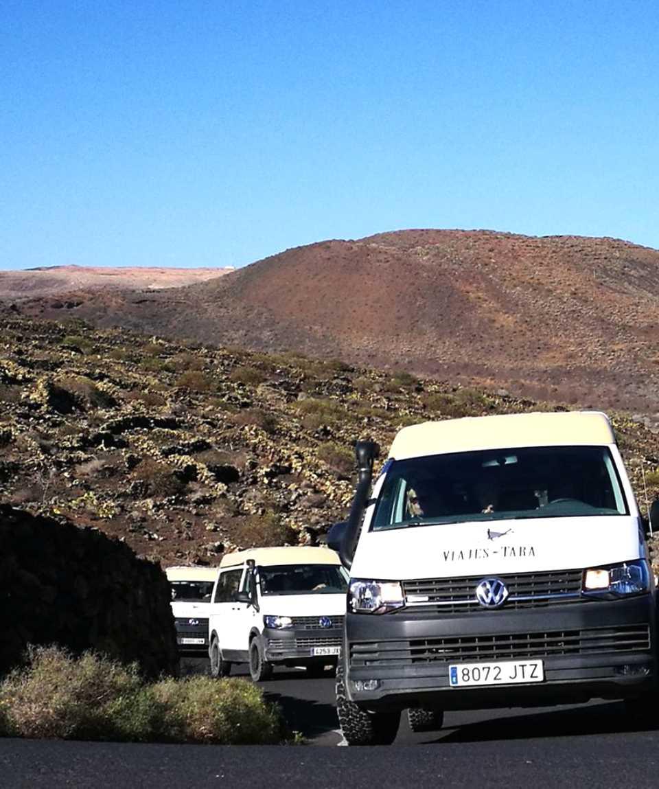 4x4 Bus & Jeep Safari The South of Lanzarote