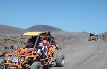 Buggy Fun in Fuerteventura