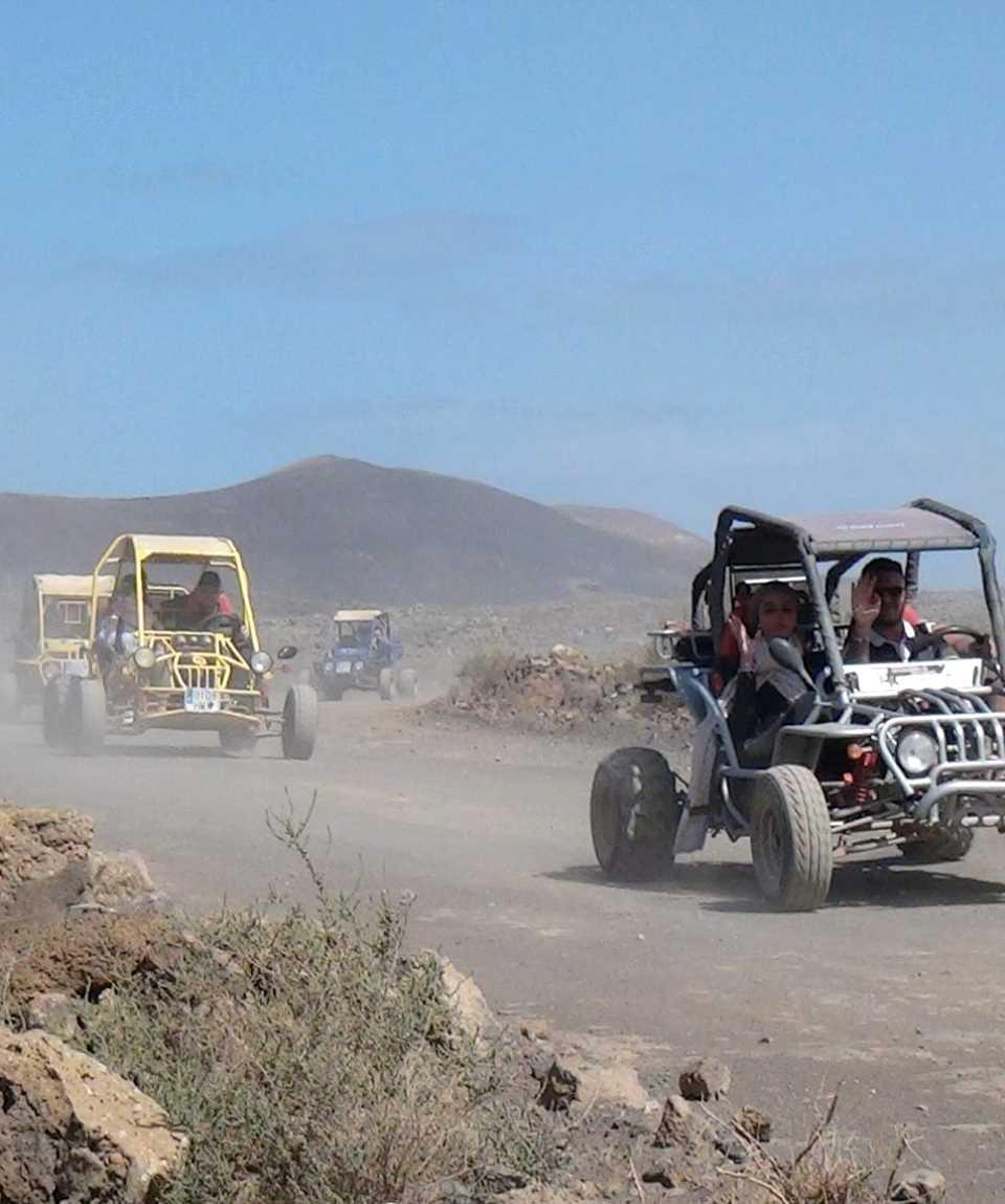 Buggy Tour Lanzarote Island Hopping