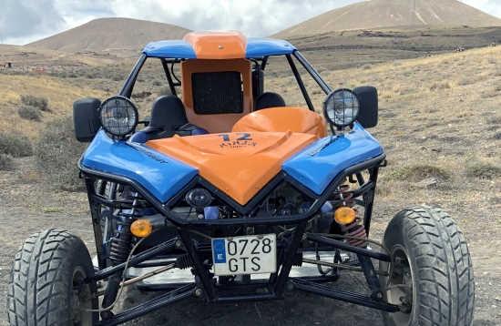 Xtreme Buggy Tour Lanzarote