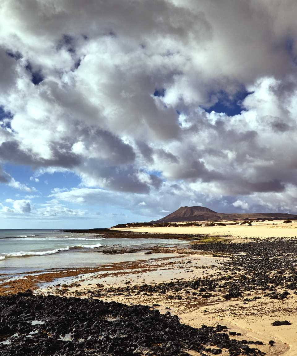 Trip from Lanzarote to Corralejo & the Dunes