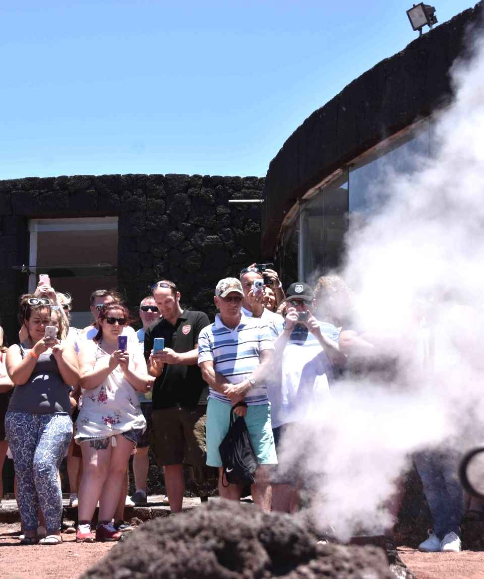 Bus Tour Around The Island Lanzarote