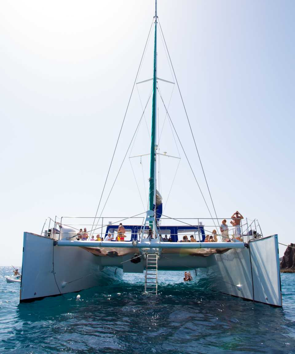 Catamaran Tour Lanzarote We Love Papagayo