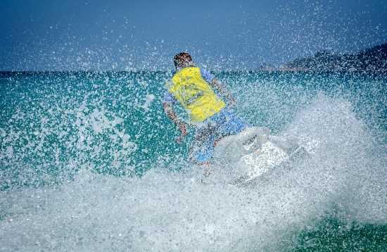 Jet Ski Tour Puerto del Carmen Lanzarote 1 hour