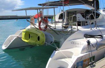 Catamaran Sailing Playa Blanca