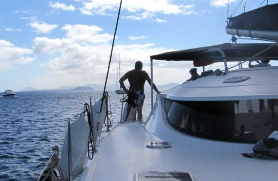 Catamaran Sailing Tour Playa Blanca Lanzarote