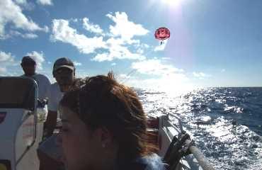 Parasailing Puerto del Carmen