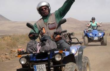 Quad Biking in Fuerteventura