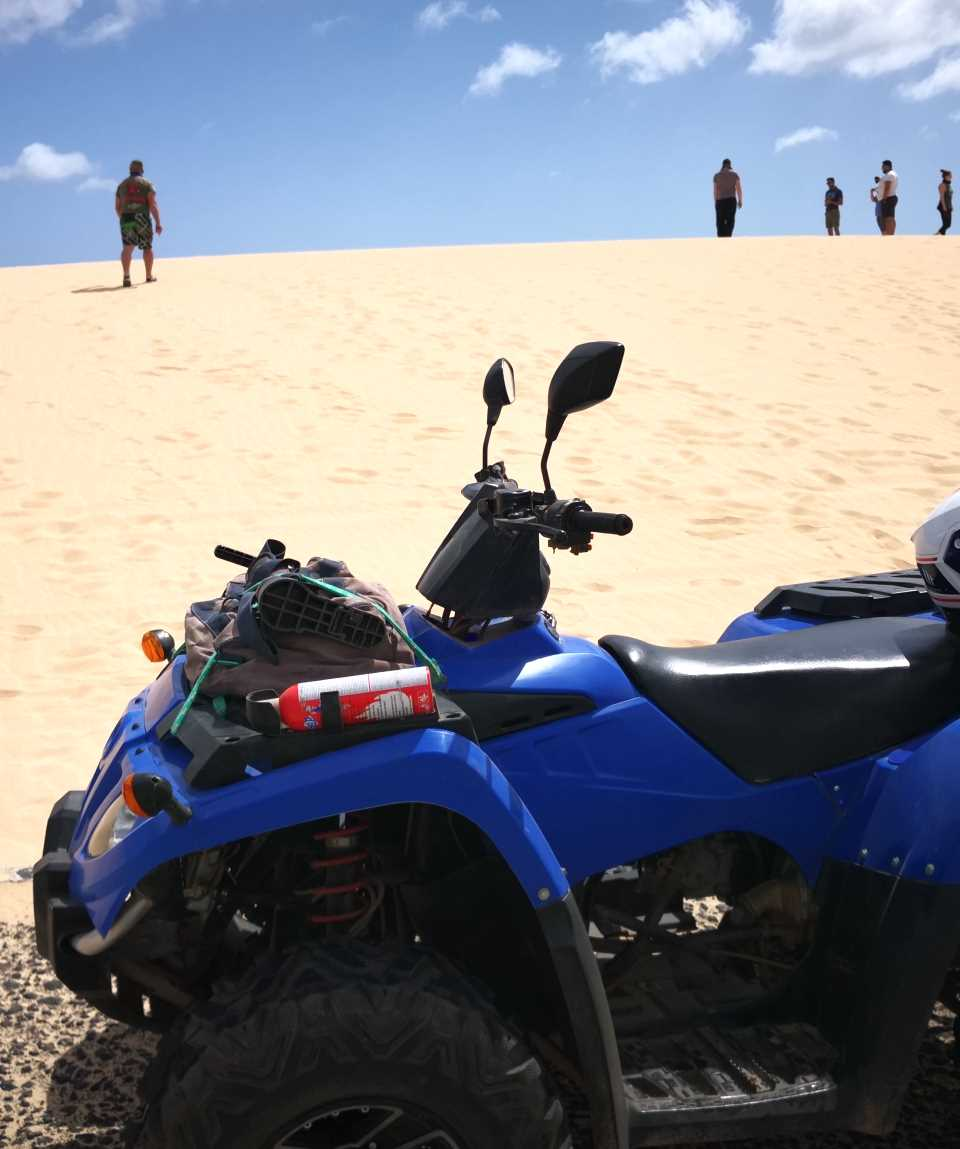 Quad Bike Tour Lanzarote Island Hopping