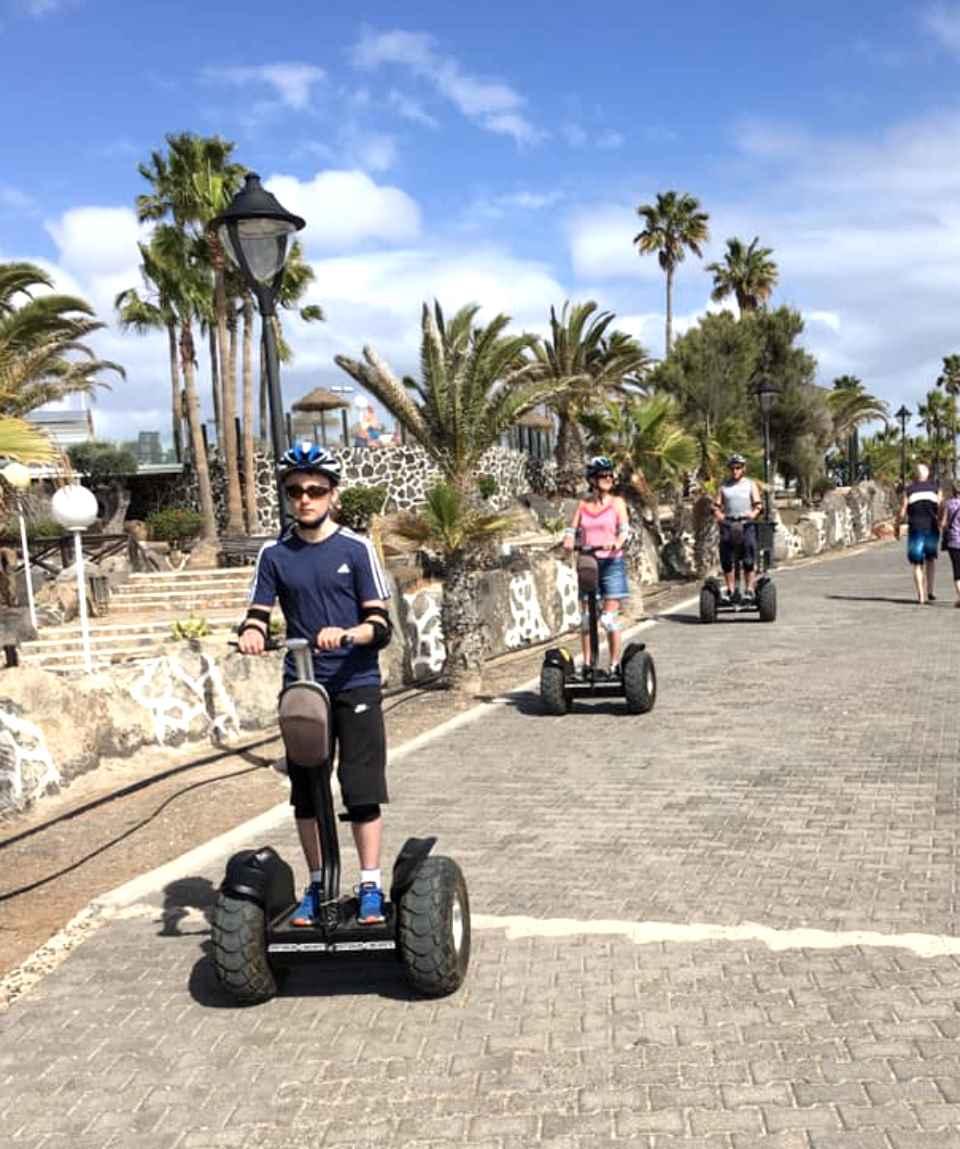 1,5 h Segway Tour Playa Blanca Lanzarote