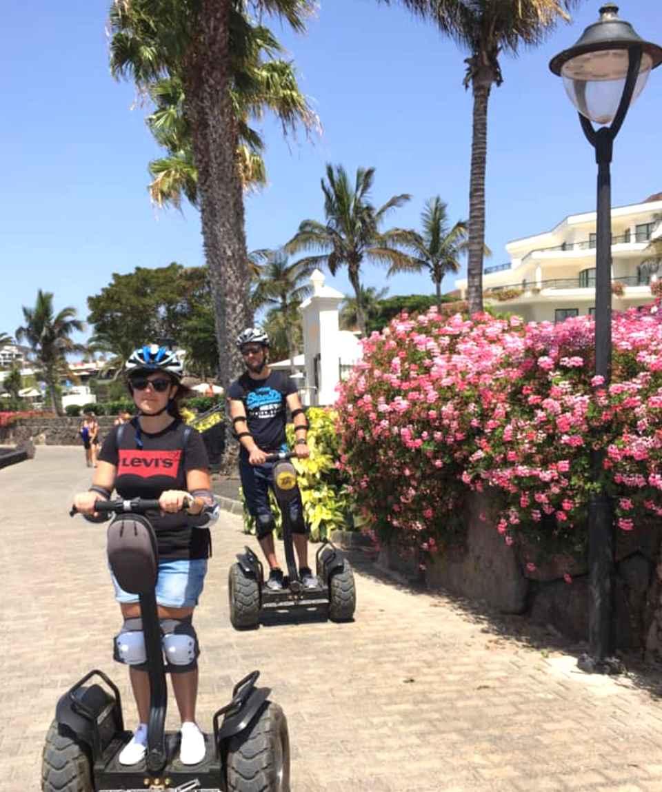 2,5 h Segway Tour Playa Blanca Lanzarote