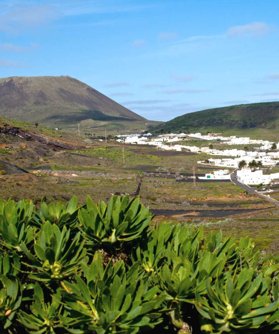 Hiking Tour Volcano La Corona Lanzarote