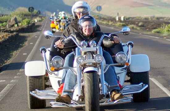 Adventure Trike Tour Lanzarote