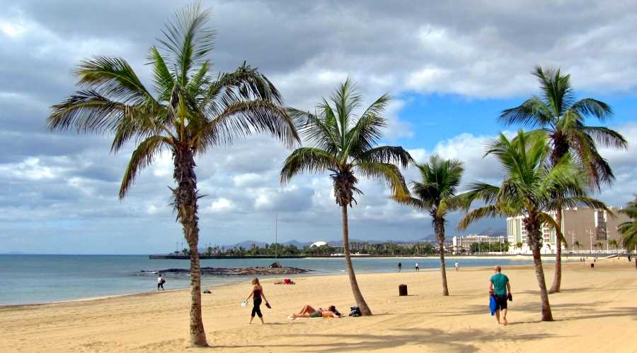 Arrecife tourist attractions