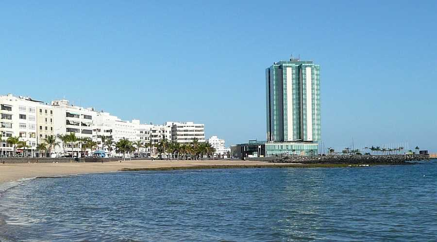 The Grand Hotel Lanzarote in Arrecife