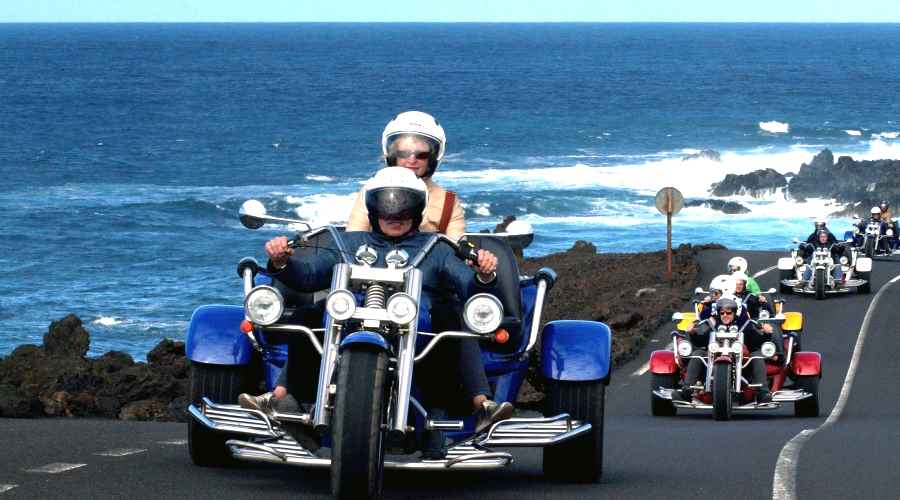 Lanzarote excursions