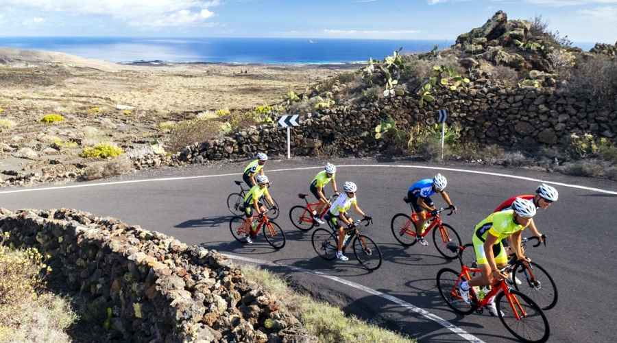 Lanzarote cycling routes