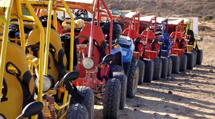 Buggy tours Lanzarote