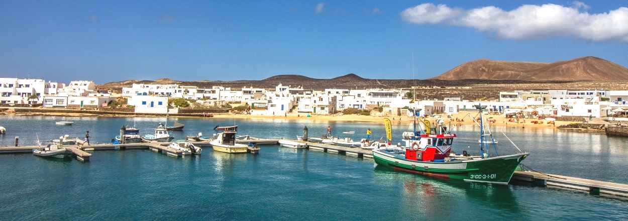 La Graciosa holidays