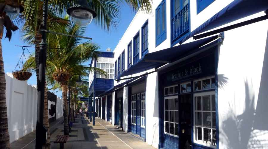Puerto Calero Shopping