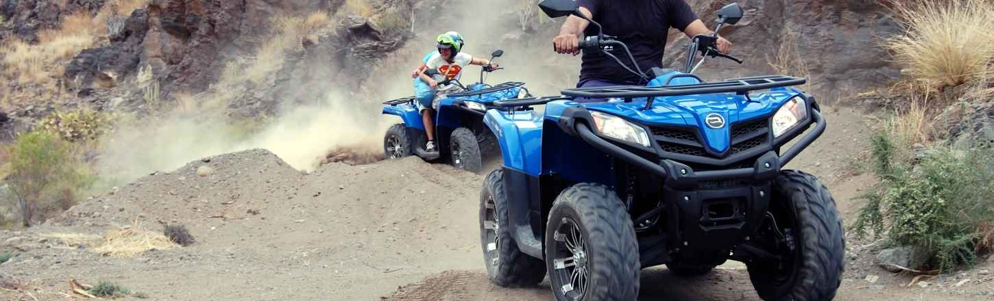 Quad biking Lanzarote