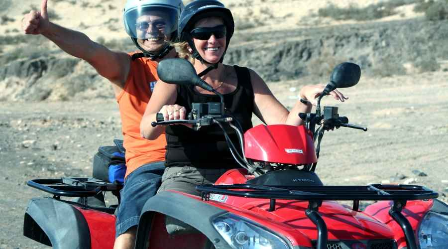 Quad bike hire Lanzarote