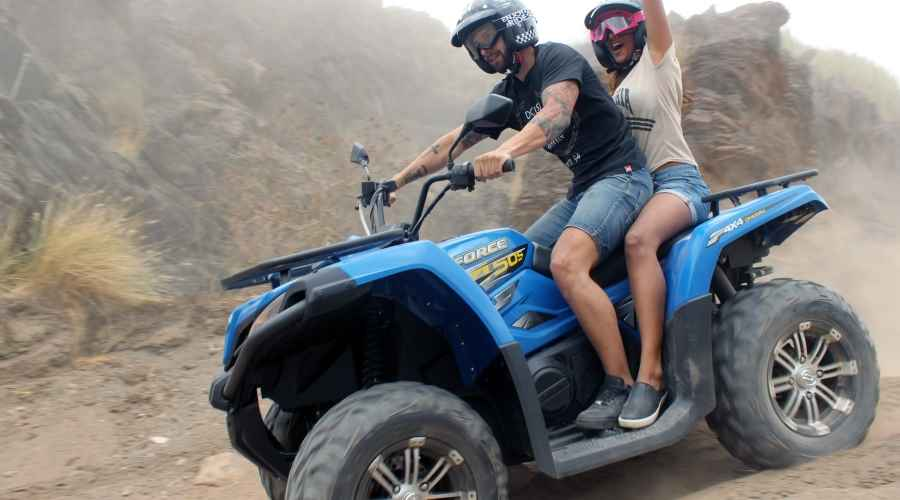 Quad bike Lanzarote
