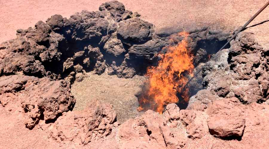 Timanfaya national park tour